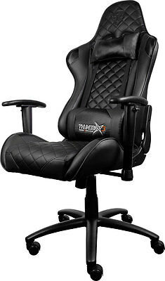 ThunderX3 TGC12 Series Gaming Chair - Black