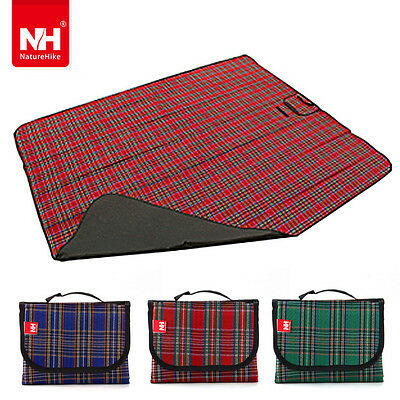 1.5*1.8m Extra Large Picnic Travel Blanket Cashmere Rug Waterproof Mat Outdoor