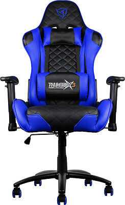 ThunderX3 TGC12 Series Gaming Chair - Black/Blue
