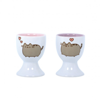 Pusheen Egg Cups Se of 2  (party favour)