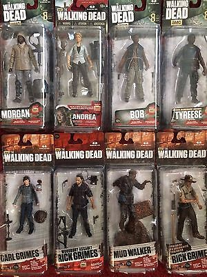 The Walking Dead McFarlane Action Figuren Figures Sammlung NEU OVP