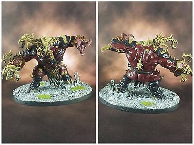 Khorgorath Caos Age Of Sigmar Warhammer Pro Painted