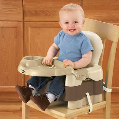 Safety 1st Sit Snack and Go Convertible Booster Seat Decor multi-colored