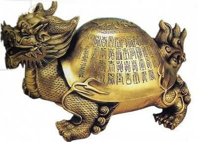 Feng Shui- Dragon Turtle