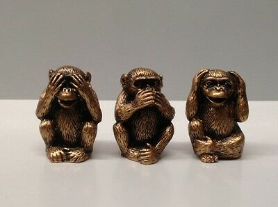 Feng Shui- Three Wise Monkeys