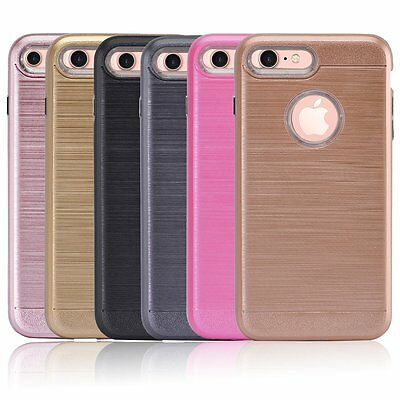 Luxury Ultra Thin Shockproof Bumper Hard Case Cover For Apple iPhone 7 Plus +