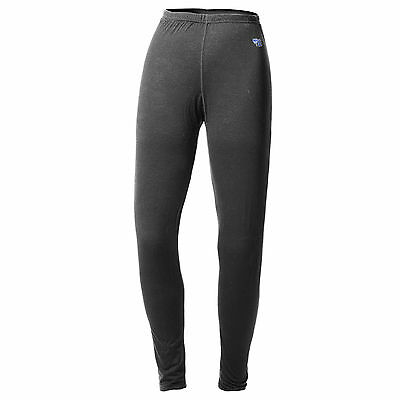 Minus33 Merino Wool Magalloway Lightweight Long Bottoms (Charcoal Gray/Small)