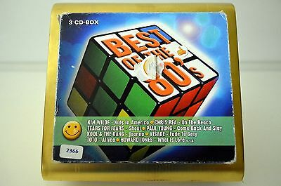 CD2366 - Various Artists - Best of the 80's - Compilation
