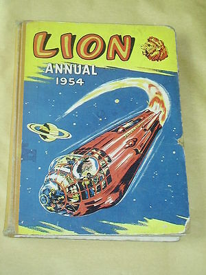 LION ANNUAL (1954) Fair Condition
