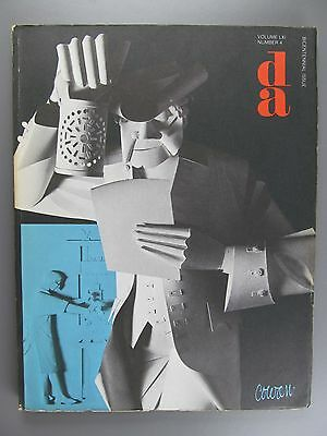 da: The Paper Quarterly for the Graphic Arts, Vol. 61, No. 4, 1975