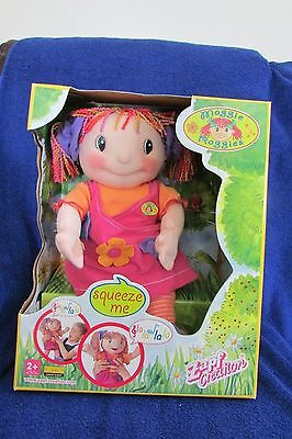 Zapf Maggie Raggies Sweetie Singer Doll  New in Box