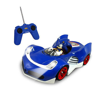 Sonic and Sega All Stars Racing Remote Controlled Car - Sonic The Hedgehog 614