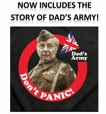 DAD'S ARMY 103 Old Time Radio Shows Complete Collection MP 3 CD OTR 44 Hours!