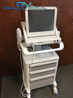 2015 Ulthera Ultherapy System - Non Invasive Ultrasound Face Neck