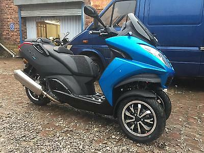 Peugeot Metropolis 400cc 400i RS Scooter 3 wheel 400i, Brand New, 2017