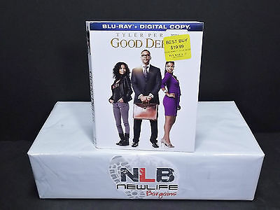Good Deeds Blu ray Slip Cover NO MOVIE (Collectible Item)