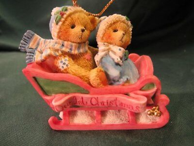 Cherished Teddies.......... Our First Christmas Together