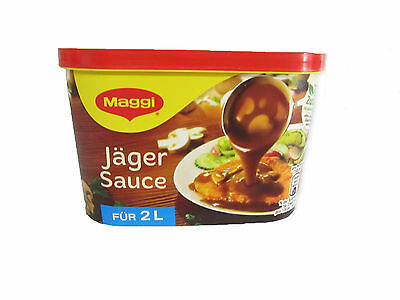 Maggi Jager Sosse/ Hunter's Sauce -2 Liters -Made in Germany