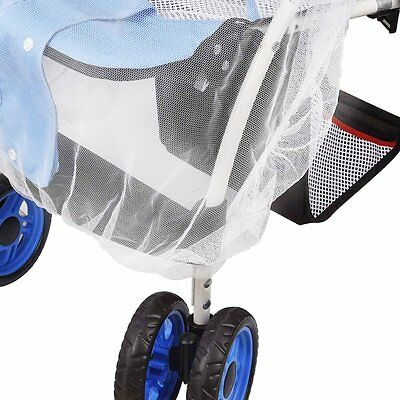 Baby Mosquito Net protector Insect Mesh Shield for Strollers and Pushchairs