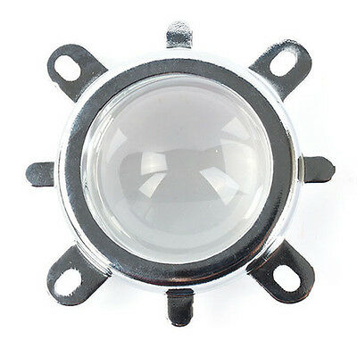 44mm Lens + Reflector Collimator + Fixed Bracket for High Power LED Latest