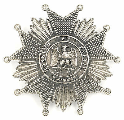 National French Order Of The Legion Of Honour Breast Star