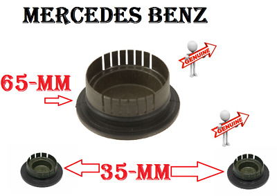 NEW MERCEDES W164 R171 W211 W212 W221 W251 Cam Plugs 65mm & (2) 30mm GENUINE