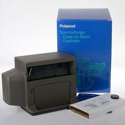 Polaroid Close Up Stand Duplicateur 7500 per serie spectra 1200 Nuovo by ilMacch