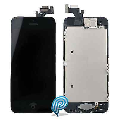 For Apple iPhone 5 Complete LCD Digitizer Screen Black  - Original Specification