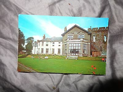 Castle Hotel Brecon Old Postcard c1970 N/S