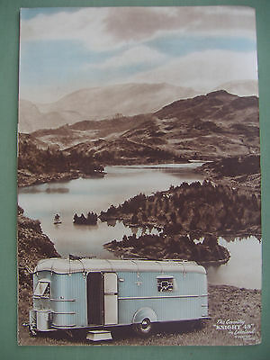 VINTAGE COVENTRY KNIGHT 48 BROCHURE MOBILE HOME lg BOOK by C.R.DAWTRY + ECCLES