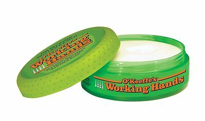 Brand O'KEEFFE'S Working Hands Cream 3.4oz For Dry Hands That Crack & Split