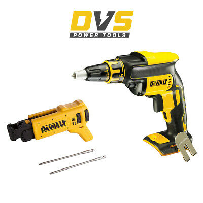 Dewalt DCF620N with DCF6201 XR 18v Brushless Drywall Screwdriver Bare Unit