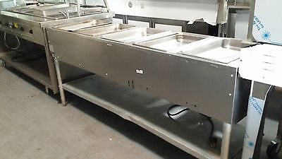 Eagle - 5 Compartment Steam Table - Electric - EG-DHTS208-9902100123-U