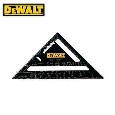 """Dewalt - 178 mm (7"""") Angle Tool Level - Rafter Square - DWHT46031"""