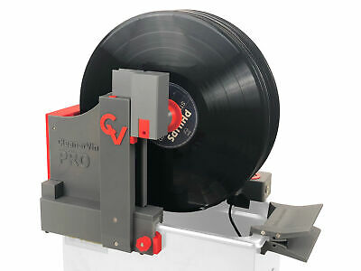 CleanerVinyl Pro Ultimate Kit-Ultrasonic Vinyl Record Cleaner w Fluid Filtration