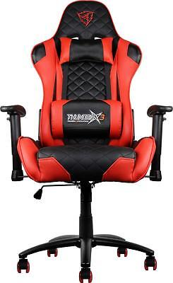 ---Introductory Deal--- ThunderX3 TGC12 Series Gaming Chair - Black/Red