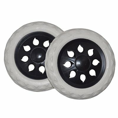 Replacement Wheels for Shopping Cart/Trolley