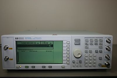HP Agilent E4436B Signal Generator 250khz-3Ghz, Calibrated, with Warranty