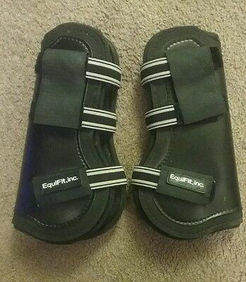 EquiFit Open Front Boot, Size XL