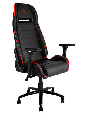 ThunderX3 TGC40 Series Gaming Chair - Black/Red
