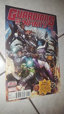 Guardians Of Infinity #1 by Marvel Comics NM!