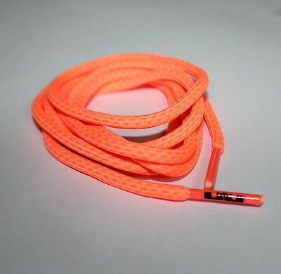 "Bright Fluorescein Yellow 160cm 63/"" Shoelaces For LeBron12 EXT Tennis Ball LBJ12"