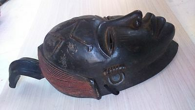 old African mask. ancien Masque africain top+++++++