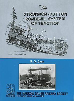 The Stronach-Dutton Roadrail System of Traction by R.H. Cash
