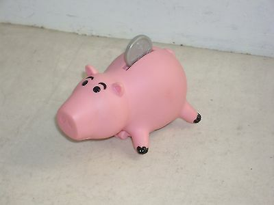 EXTREMELY RARE – Toy Story Hamm (Pig) – Motorised – Disney Pixar - Collectable