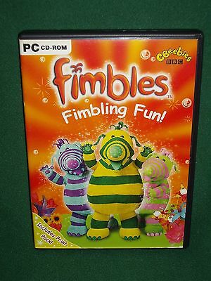Fimbles ~ Fimbling Fun! Cd-Rom