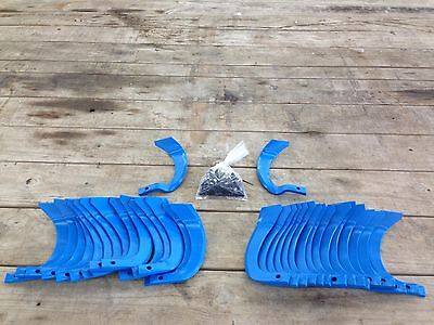 IGQN rotary tiller tines or blades for tractor tiller uses 10 mm bolt