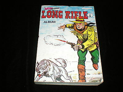 Long Rifle album 4 contient Long Rifle 10, 11, 12 Edition Mon Journal 1979