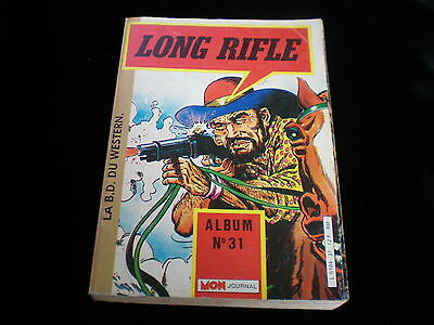 Long Rifle album 31 contient Long Rifle 91, 92, 93 Edition Mon Journal 1985
