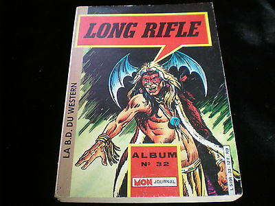 Long Rifle album 32 contient Long Rifle 94, 95, 96 Edition Mon Journal 1986